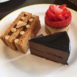 【四谷】カフェミクニズのケーキたち