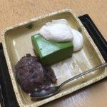 【飯田橋】紀の善の抹茶ババロア